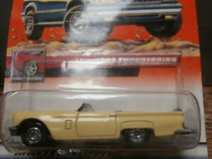 MATCHBOX-1957-THUNDERBIRD-CONVERTIBLE-16-MADE-IN-CHINA