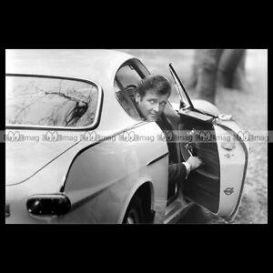 pha-018501-Photo-ROGER-MOORE-VOLVO-P1800-S-THE-SAINT-TV-SERIES-1960-039-S-Car