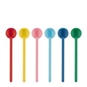 Bodum-Bistro-Cuillere-a-Cafe-6er-Set-14-cm-Multicolore-Plastique-2806-XY-70