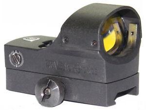 Vector Optics Wraith Diamond 1x22x33 Red Dot & NV Night Vision Dot Sight