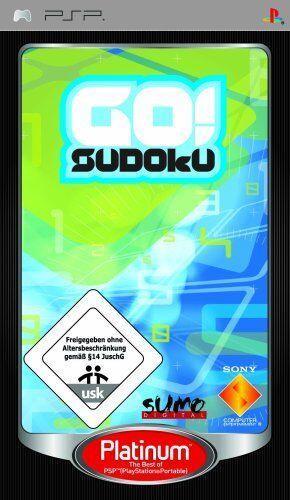 Go! Sudoku (Platinum) - PSP