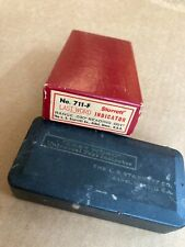Starrett Last Word Indicator No711 F With Case And Box