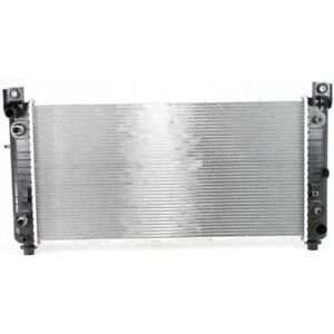 2007-2013 For Chevrolet Silverado 1500 Radiator Automatic Transmission