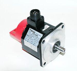 Fanuc Ac Servo Motor A06b 0101 B180 F000 Repair Evaluation Only Pzj Ebay