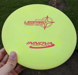 Rare-PFN-Star-Leopard-Innova-Disc-Golf-New-CHOOSE-YOUR-COLOR