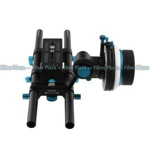 FOTGA-Rail-System-15mm-Rod-Baseplate-A-B-Stop-Follow-Focus-for-DSLR-Rig-5D2-5D3