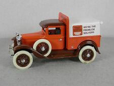 Liberty Classics Die-cast Metal Lockable Bank -1929 Model A Pickup - Trustworthy