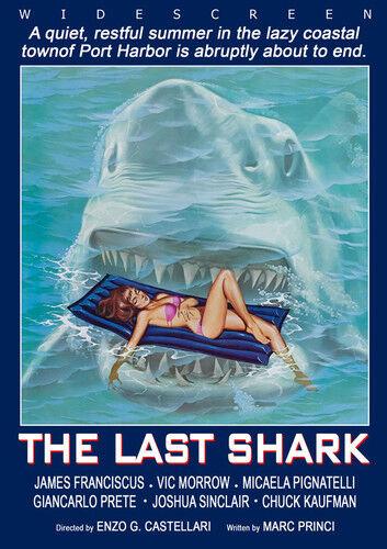 The Last Shark [New DVD]
