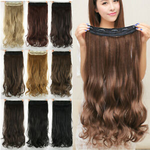 Big-Women-Curly-Synthetic-Hair-Pony-Tail-Claw-Clip-in-Hair-Extension-Ponytail