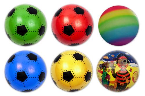 Business & Industrie Spielzeug & Modellbau (Posten) Spielball Spielbälle Fußball Pirat Regenbogen 23 cm Ball Wasserball Strandball