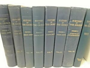 History-of-the-Church-7-Volume-Set-Hardback-Mormon-LDS-1960s-2nd-Editions