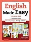 English Made Easy Volume One: British Edition: A New ESL Approach: Learning English Through Pictures by Jonathan Crichton (Paperback / softback, 2015)