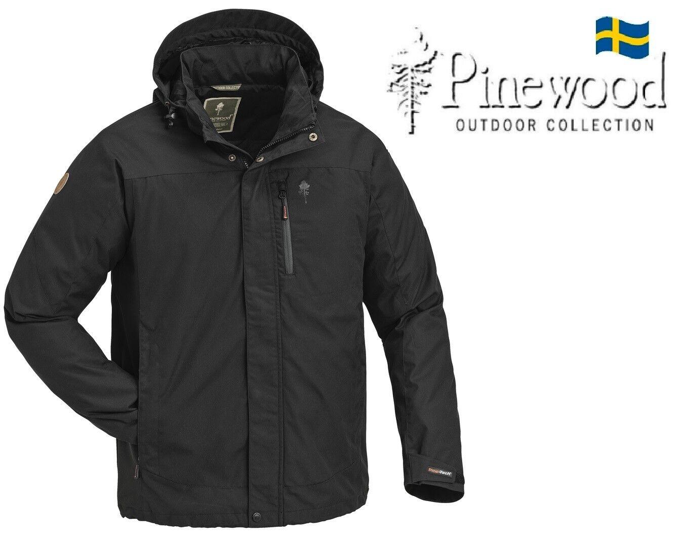 Pinewood Caribou TC Extreme -Absolut Wind- und wasserdicht
