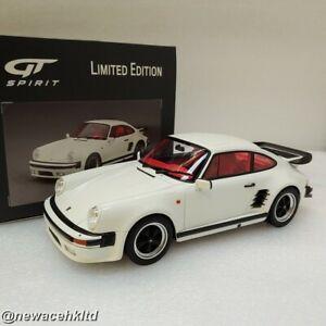 Weiß 1:18 #GT786 GT-Spirit Porsche 911 Turbo S
