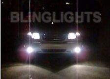 2002-2004 Suzuki Grand Vitara Blue Halo Angel Eye Fog Lights Driving Lamps Kit