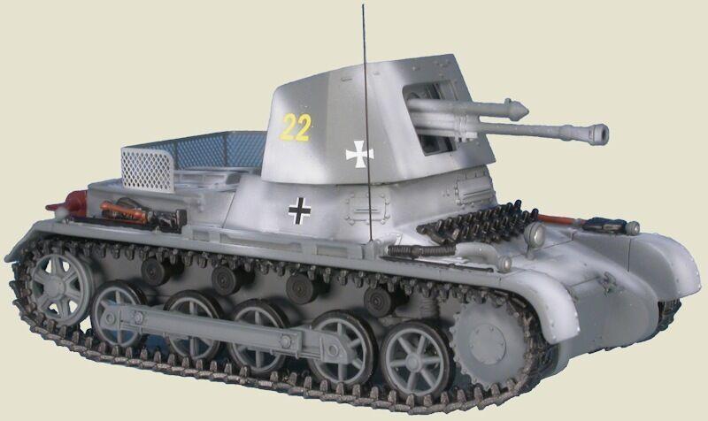 MASTER FIGHTER 1/48 CHAR Panzerjäger I Ausf.B CHASSEUR DE CHAR 4.7cm 48559