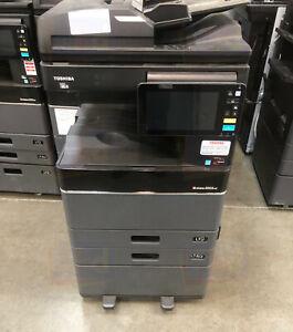 Details about Toshiba E-Studio 3505AC A3 Color Laser Printer Copier Scanner  MFP 35ppm 3005AC