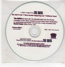 (GD957) The Sufis, She Said To Me - DJ CD