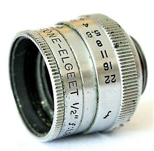 Details about Keystone ELGEET Lens 1/2