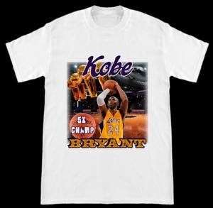 Lakers Kobe Bryant T-Shirt L.A