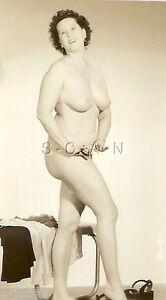 Heavy set woman