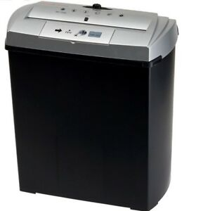 GENIE-250-CD-Aktenvernichter-Papierschredder-Papier-Schredder-Reisswolf-Shredder