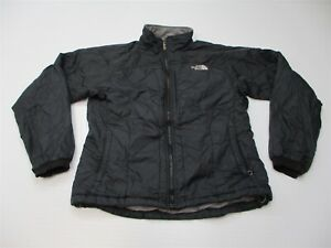 THE-NORTH-FACE-Women-039-s-Size-M-Midweight-Insulated-Black-Puffer-Jacket