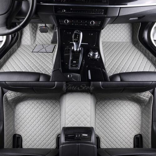 Citroen C4-Picasso 5 Sitze 2014-2018  Auto-Fußmatten Kunstleder Innenraum Carpet