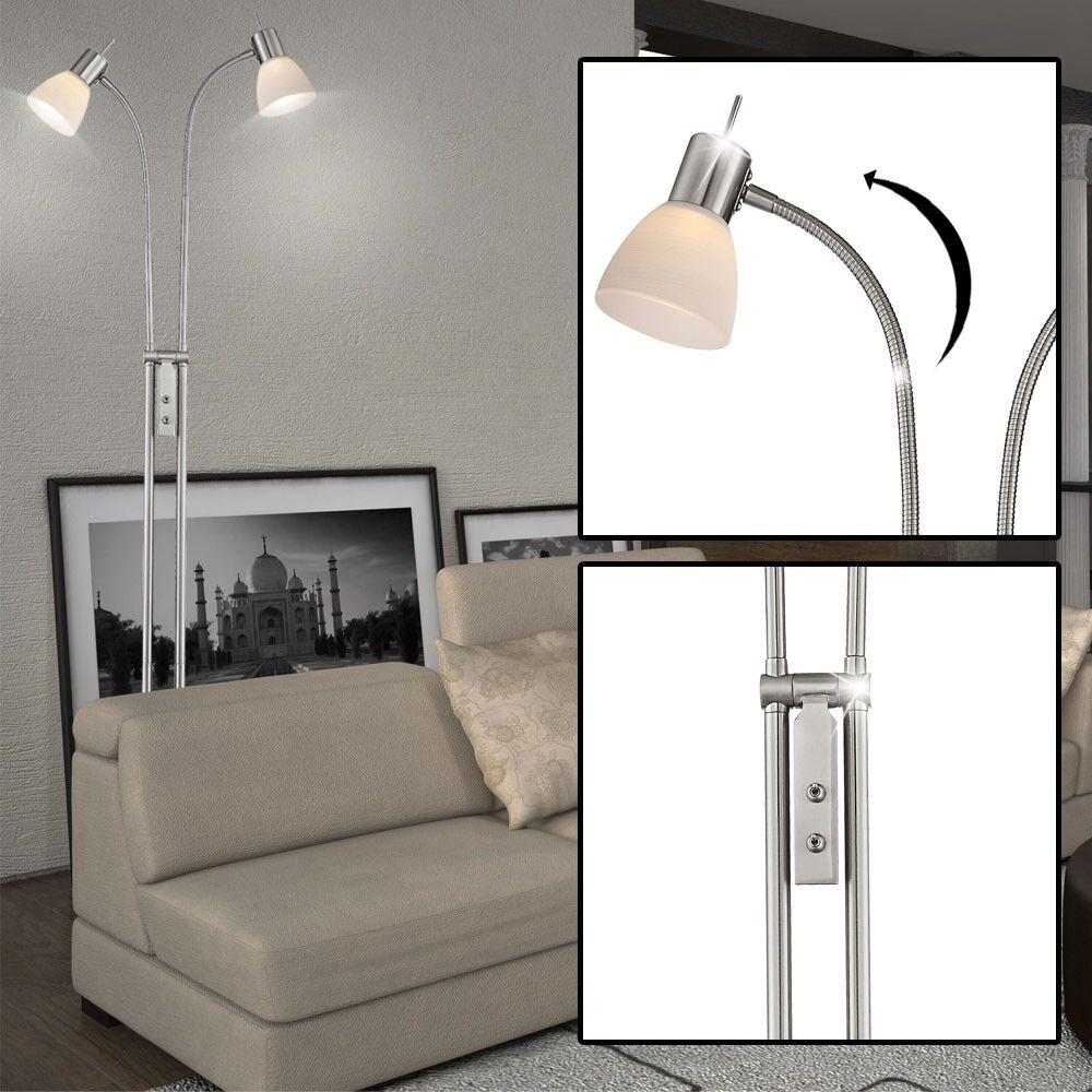 Conception LED Stand Lumière Work Room éclairage Floodlight Verre Spotlight