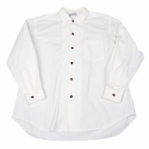 COMME-des-GARCONS-HOMME-Long-Sleeves-Shirt-Size-About-M-K-41568