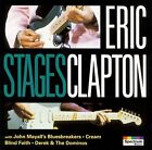 Stages by Eric Clapton (CD, Sep-1998, Karussell--MRA)