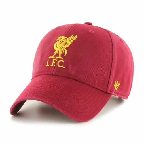 Liverpool FC Adults /'47 MVP Legend Red Cap LFC Official