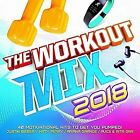 Workout Mix 2018 by Various Artists (CD, Dec-2017, 2 Discs, UMOD (formerly UMTV))
