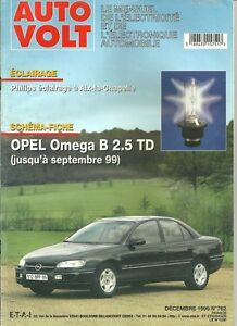 Automovil-Voltios-Decembre-1999-N-762-Opel-Omega-2-5-TD