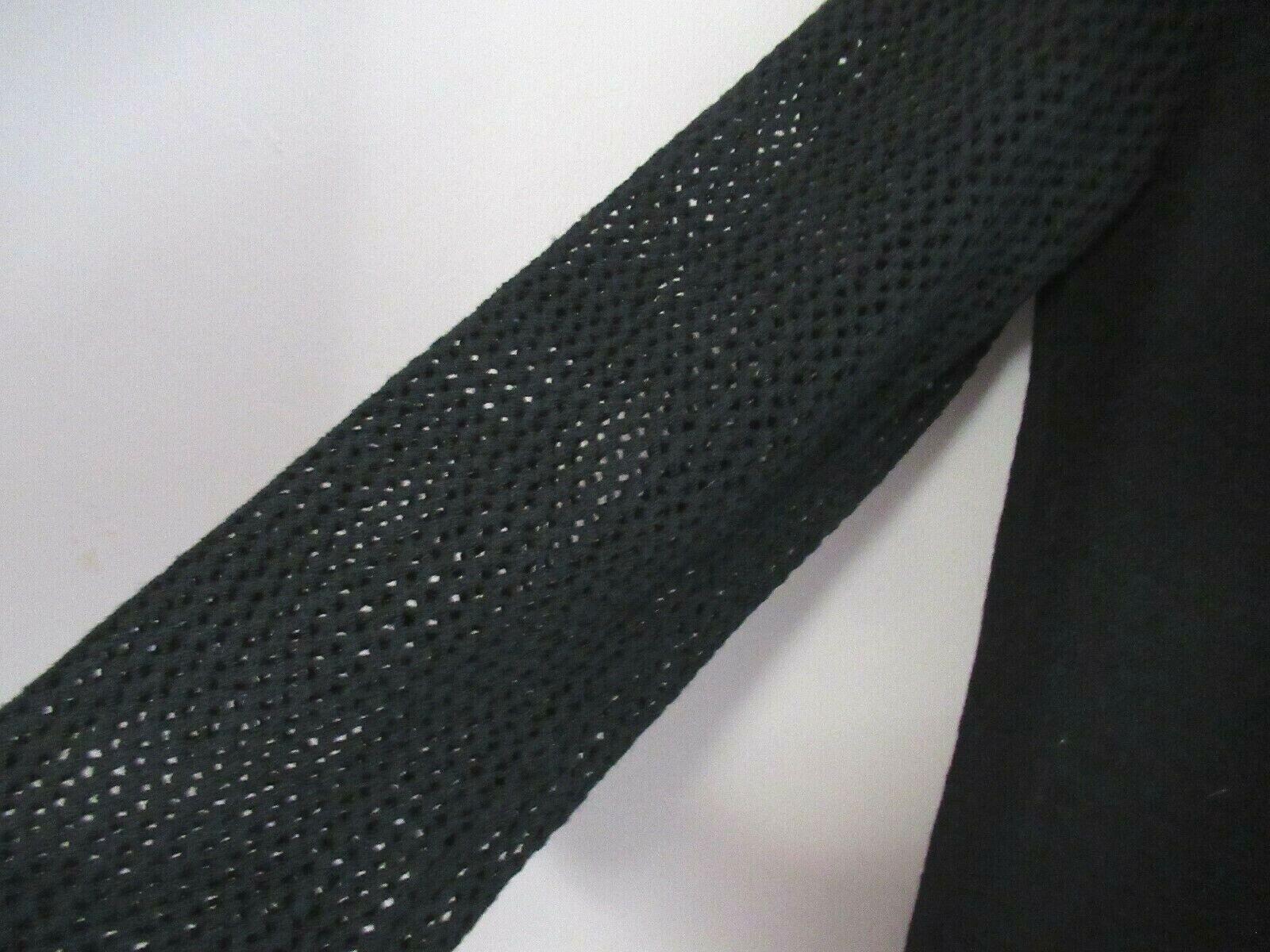 Arnold Scaasi Black Santana Knit Large Gold Butt… - image 5