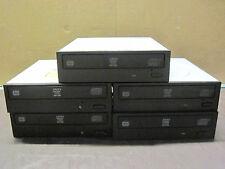 Mixed Lot Of Five SATA DVD Recordable/CD-RW Optical Drives
