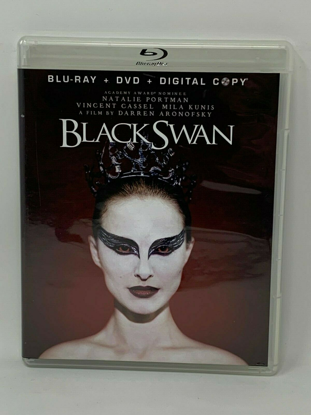 Ass Worship Com black swan (2010) blu-ray + dvd buy 5 get 1 free! pay $3 shipping once!  clear
