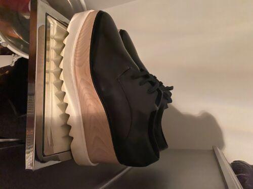 stella mccartney platform sneakers 38 1/2