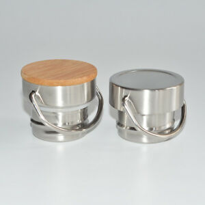 Replacement Stainless Steel Water Bottle Cap Accessory
