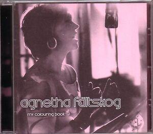 CD-NUOVO-Agnetha-Faltskog-ABBA-My-Colouring-Book-Faltskog-mkmbh