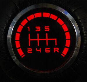 Alfa Romeo Speed Shift Gear Knob Tuning Led Illuminated