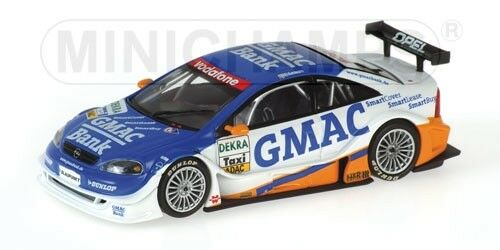 Opel V8 Coupe' Dtm Race Taxi 1 43 Model MINICHAMPS