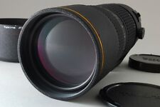 Tokina AT-X 80-200mm f/2.8 PRO Canon Zoom Lens EF  EOS w/Hood from Japan 537