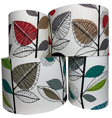 Prestigious Textiles Fox Hedgehog Owl Animal Fabric Light or Lamp Shade