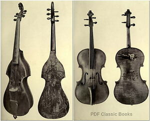 Violin-Making-How-to-Play-Violinist-Stories-amp-Playing-Secrets-40-books-on-DVD