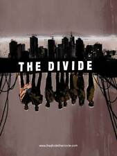 THE DIVIDE Movie Promo POSTER B Lauren German Milo Ventimiglia Michael Biehn