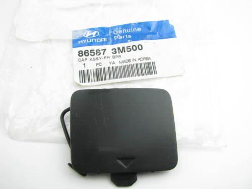 NEW GENUINE Front Bumper Tow Eye Hook Cover Cap OEM For 2012-14 Hyundai Genesis