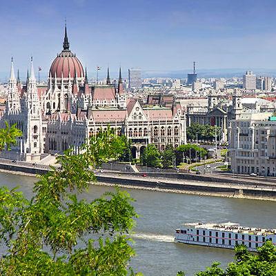 BUDAPEST Urlaub: 3 Tage Kurz-Reise im 4* Park Inn by Radisson Hotel, Ungarn