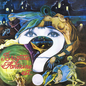 BRIGITTE-FONTAINE-EST-FOLLE-SUPERIOR-VIADUCT-RECORDS-VINYLE-NEUF-NEW-VINYL-LP