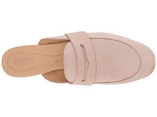 Børn - 9(US) -  Soft Cayo Pink Full Grain Leder Cayo Soft Mules  - New with Box c3c88f